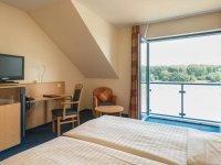 Doppelzimmer, Quelle: (c) Hotel - Cafe - Restaurant Rheinterrassen