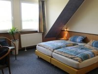 Doppelzimmer, Quelle: (c) Hotel Restaurant Haus Rosenhof