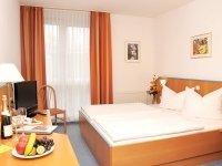 Doppelzimmer Standard, Quelle: (c) Businesshotel Berlin