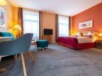 Doppelzimmer, Quelle: (c) Dappers Hotel | Spa | Genuss