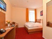 """Doppelzimmer, Quelle: (c) Hotel- Gasthof """"Zur Krone"""""""