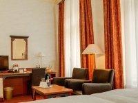Doppelzimmer, Quelle: (c) AKZENT Hotel Am Goldenen Strauss