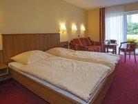 Doppelzimmer, Quelle: (c) mD-Hotel Wittensee Schützenhof