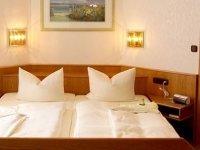 Doppelzimmer, Quelle: (c) AKZENT Hotel Meerfräulein