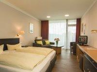 Doppelzimmer, Quelle: (c) Hotel & Ferienwohnungen Seeschlößchen