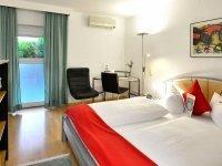 Doppelzimmer, Quelle: (c) Hotel Restaurant Rosenhof
