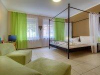 Doppelzimmer, Quelle: (c) Romantisches Geniesser Hotel Dübener Heide