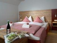 Doppelzimmer, Quelle: (c) Hotel & Restaurant Alpenglück