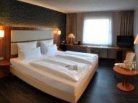 Doppelzimmer, Quelle: (c) Amedia Hotel Zwickau