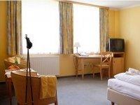 Doppelzimmer Standard, Quelle: (c) Sonnenhotel Hafnersee