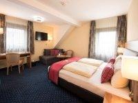 Standard Doppelzimmer, Quelle: (c)  AKZENT Hotel Krone