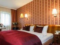 Classic Doppelzimmer, Quelle: (c) AKZENT Hotel Goldner Hirsch