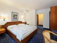 Doppelzimmer, Quelle: (c) Ambassador Parkhotel München