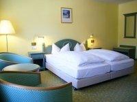 Doppelzimmer, Quelle: (c) Hotel Herzog Georg