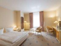 Doppelzimmer, Quelle: (c) Hotel Erbprinz Ludwigslust