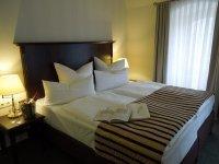 Doppelzimmer, Quelle: (c) Ringhotel Mutiger Ritter