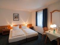 Doppelzimmer 3 Sterne Standard, Quelle: (c) AKZENT Hotel Schranne