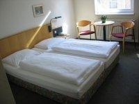 Doppelzimmer, Quelle: (c) AKZENT Parkhotel Trebbin