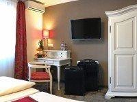 Doppelzimmer, Quelle: (c) City Hotel Antik