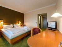 Doppelzimmer, Quelle: (c) Halbersbacher Parkhotel Biedenkopf