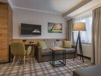 Doppelzimmer , Quelle: (c) Hotel Ruhpoldinger Hof
