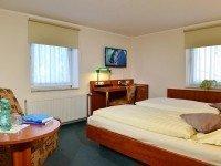 Doppelzimmer, Quelle: (c) Weserlounge Hotel Garni