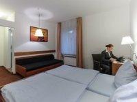 Doppelzimmer, Quelle: (c) AKZENT Hotel Böll Essen