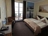 Doppelzimmer, Quelle: (c) AKZENT Strandhotels Seestern & Delphin