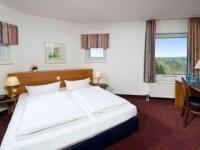 Doppelzimmer, Quelle: (c) ACHAT Comfort Darmstadt/Griesheim