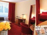 Doppelzimmer, Quelle: (c) Hotel Rosenstadt Forst