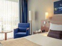 Doppelzimmer, Quelle: (c) Mercure Hotel Schweinfurt Maininsel