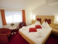 Doppelzimmer Alpenrose, Quelle: (c) Wohlfühlhotel Latini