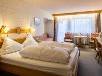 Doppelzimmer-Appartement , Quelle: (c) Wander- und Wellnesshotel Winterhaldenhof