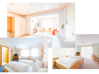 Doppelzimmer Arnika, Quelle: (c) Hotel Milseburg