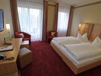 Doppelzimmer Balkon/Terrasse Altmühlaue, Quelle: (c) Hotel Adlerbräu