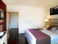 Doppelzimmer barrierefrei, Quelle: (c) Ringhotel Goldener Knopf