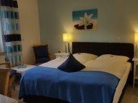Doppelzimmer Basic, Quelle: (c) AKZENT Hotel Strandhalle