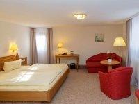 Doppelzimmer Budget Landseite, Quelle: (c) Hotel Hoeri am Bodensee