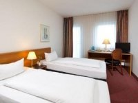 Doppelzimmer Business, Quelle: (c) ACHAT Comfort Darmstadt/Griesheim