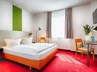 Doppelzimmer Business, Quelle: (c) ACHAT Comfort Messe-Chemnitz