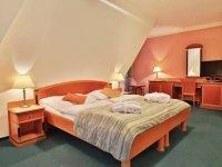 Doppelzimmer Classic, Quelle: (c) Villa Savoy Spa & Wellness