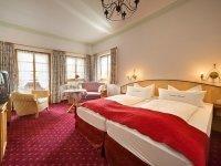 Doppelzimmer Comfort, Quelle: (c) Landhotel Huberhof