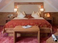 Doppelzimmer Comfort, Quelle: (c) Wellnesshotel Auerhahn