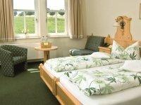 Doppelzimmer Comfort, Quelle: (c) Hammermühle Hotel & Gesundheitsresort