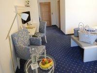Doppelzimmer Comfort mit Balkon, Quelle: (c) Wellnesshotel Auerhahn