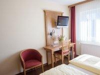 Doppelzimmer Comfort zur Einzelnutzung, Quelle: (c) Landgasthof Linde