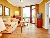 Doppelzimmer de luxe, Quelle: (c) Cliff Hotel Rügen