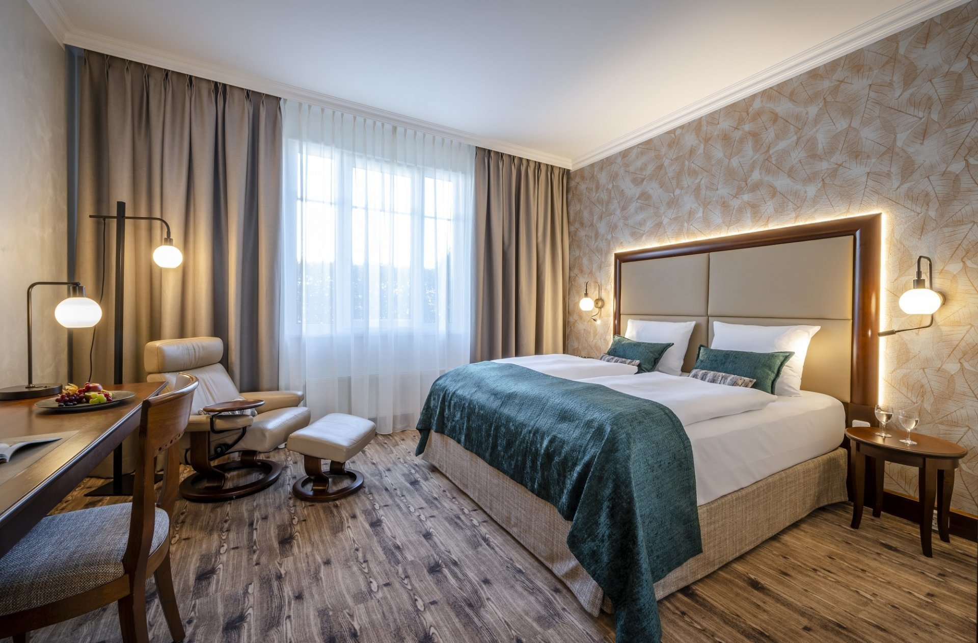 Doppelzimmer Deluxe, Quelle: (c)  Best Western Plus Hotel Erb
