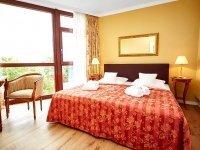 Doppelzimmer Deluxe Seeblick, Quelle: (c) Cliff Hotel Rügen