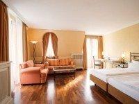 Doppelzimmer Deluxe , Quelle: (c) HOTEL VIER JAHRESZEITEN KÜHLUNGSBORN